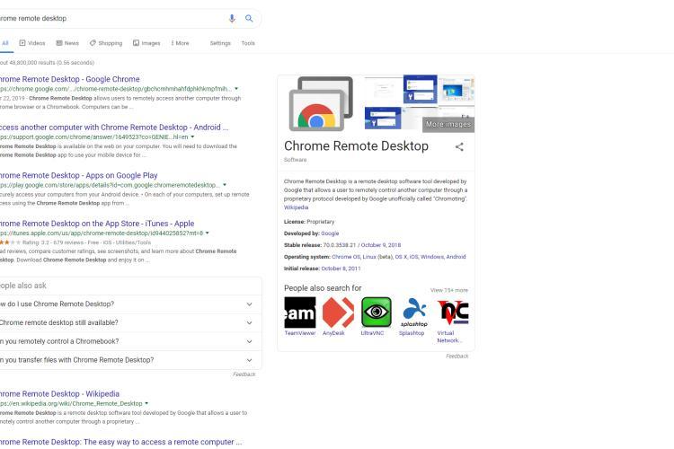 CHROME REMOTE DESKTOP ANDROID TV - Five Best Remote Desktop