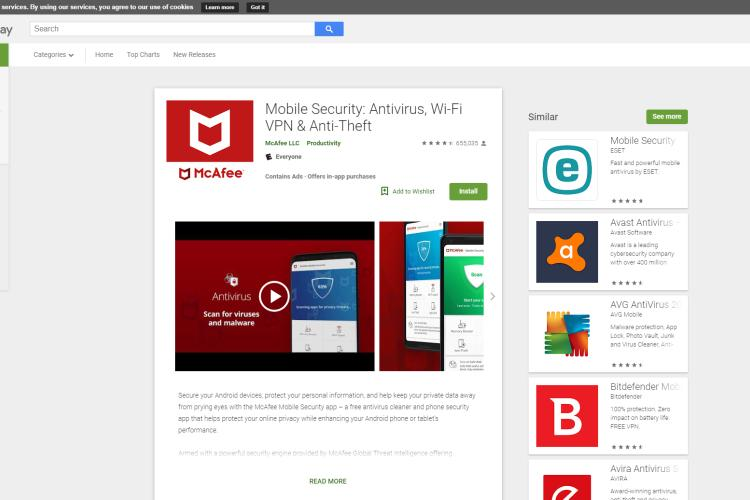 11 Free Best Antivirus for Android in 2019